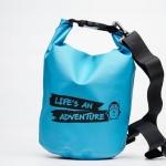 OP-05L กระเป๋ากันน้ำ Penguin Bag ขนาด 5L 4 สี ส้ม ฟ้า ชมพู เขียว