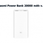 Original Xiaomi Power bank 20000 mAh v.2C
