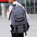 ฺLocallion backpack 40L 2nd Edition (สีเทา)