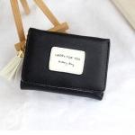 กระเป๋าสตางค์ผู้หญิง prettier สี Black