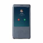Original Xiaomi Mi Max Smart Display Flip Case (สีเทาดำ)