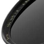 B+W 37 mm 1.8 ND 106 F-pro Neutral Density ND64x SC Single Coated Filter