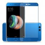 Xiaomi Mi Note 3 ฟิล์มกระจกนิรภัยเต็มจอ 9H (ขอบน้ำเงิน)