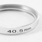 Filter Fujiyama UV Silver 37 mm