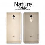 เคส Xiaomi Redmi Note 4X Nillkin TPU Case (เคสนิ่ม)