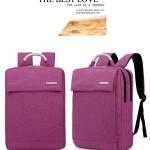 กระเป๋าโน๊ตบุค SHJLU (สีชมพู)