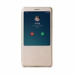 Original Xiaomi Mi Max Smart Display Flip Case (สีทอง)