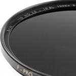 B+W 37 mm 3.0 ND 110 F-pro Neutral Density ND1000x SC Single Coated Filter