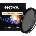 Hoya 52 mm Variable Density ND3-ND400 Filter