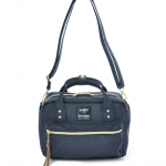 Anello square boston mini 2way NAVY (New!!!)