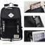 กระเป๋าเป้แฟชั่น MCJH MIKE DESIGNS (สีเทา) thumbnail 3