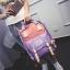 กระเป๋าเป้แฟชั่น square backpack thumbnail 6