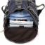 กระเป๋าเป้ Canvas IOZO 3 in 1 Extra USB (สีเทา) thumbnail 15