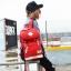 กระเป๋าเป้แฟชั่น MCJH MIKE DESIGNS (สีแดง) thumbnail 1