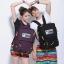 กระเป๋าเป้ MCYS&JPN Tide sign ( มี 6 สี ) thumbnail 20