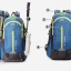 Nylon Travel hiking backpack 40 ลิตร มี 6 สี thumbnail 10