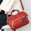 Mini Anello Boston shoulder Bag Dark Orange (สีแดง) thumbnail 1