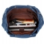 กระเป๋าเป้ Canvas Daypack สีน้ำเงิน thumbnail 3