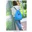Bunny Drawstring bag (สีฟ้า) thumbnail 1