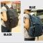 กระเป๋า MOYYI CANVAS คุณภาพดี ( สีดำ ) thumbnail 6