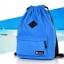 Bunny Drawstring bag (สีฟ้า) thumbnail 4