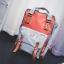 กระเป๋าเป้แฟชั่น square backpack thumbnail 1