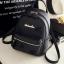 กระเป๋าเป้ผู้หญิง Flora bag สีดำ thumbnail 4
