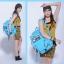 กระเป๋าเป้ MCYS&JPN Tide sign ( มี 6 สี ) thumbnail 2