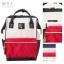 กระเป๋าเป้ Anello F Tricolor สี France (Standard) สีสุดฮิต!! ผ้าโพลีเอสเตอร์แคนวา่ส กันน้ำ thumbnail 2