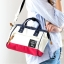 Mini Anello Boston shoulder Bag (สี France) thumbnail 1