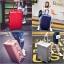 กระเป๋าเดินทางล้อลาก Hefty Hard Suitcase สี Titanium thumbnail 3