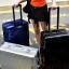 กระเป๋าเดินทางล้อลาก Hefty Hard Suitcase สี Titanium thumbnail 2