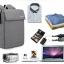 กระเป๋าโน๊ตบุค SHJLU (สีน้ำเงิน) thumbnail 5