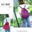 Bunny Drawstring bag (สีชมพู) thumbnail 4
