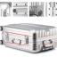 กระเป๋าเดินทางล้อลาก Hefty Hard Suitcase สี Titanium thumbnail 6