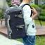 กระเป๋าเป้ Canvas IOZO 3 in 1 Extra USB thumbnail 2