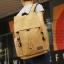 กระเป๋า MOYYI CANVAS คุณภาพดี ( สีกากี ) thumbnail 4