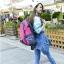 กระเป๋าเป้ Casual Fashion Backpack 25/45 ลิตร มีให้เลือก 6 สี thumbnail 12
