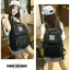 กระเป๋าเป้แฟชั่นผู้หญิง MCYS&JPN (มี 12 สี) thumbnail 4