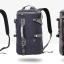 กระเป๋าเป้ Canvas IOZO 3 in 1 Extra USB (สีเทา) thumbnail 16