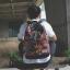 กระเป๋าเป้ Flower vintage rucksack thumbnail 4