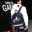 กระเป๋าเป้ Leisure korean backpack (สีดำ) thumbnail 2