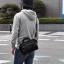 Mini twoway Anello leather Shoulder Bag (สี Black) thumbnail 3