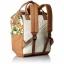 กระเป๋าเป้ Anello Canvas Limited Flower (Standard) ผ้าแคนวาส ลายดอกไม้ thumbnail 3