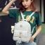Fashion Korea PU set 4 ใบ (สีขาว) thumbnail 15