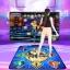 GameDances รุ่นมีไฟที่แผ่น แผ่นเกมส์เต้นออกกำลังกายแบบเต้นคนเดียว ระบบไร้สาย ต่อทีวีเล่นได้ทันที thumbnail 4