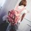 กระเป๋าเป้แฟชั่น square backpack thumbnail 4