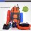 กระเป๋าเป้ ฺBackpack Mountaineering Hiking 50ลิตร thumbnail 18