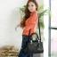 Ladies bag 2017 new fashion handbags (มี 5 สี) thumbnail 15
