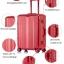 กระเป๋าเดินทางล้อลาก Hefty Hard Suitcase สี Titanium thumbnail 5